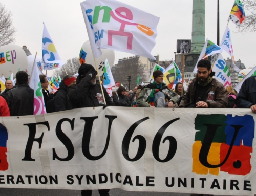 Public, privé : le 9 octobre, en grève et dans la rue