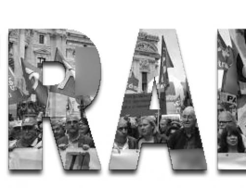 Mobilisation des retraité-e-s, 10h, le 18 octobre Place de la Victoire