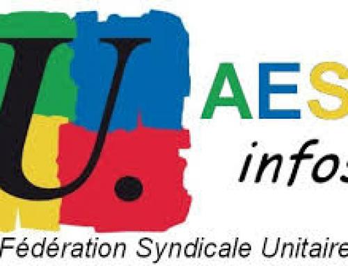 Journée nationale de mobilisation des AESH