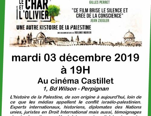 Ciné débat : Palestine