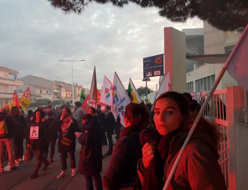 Mercredi 11 décembre Boycott du CDEN et blocage de la DSDEN