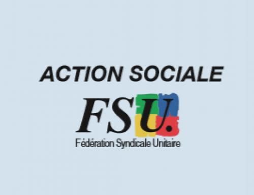 Action Sociale, Guide FSU-Prestations Interministérielles