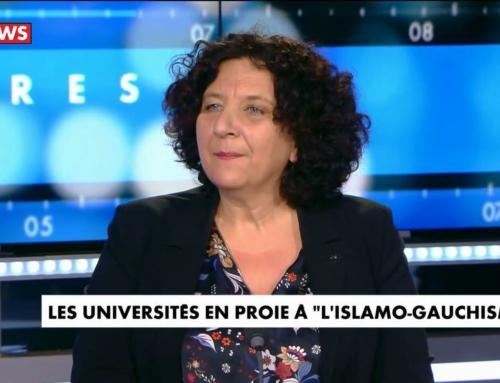 "Frédérique Vidal traque ""l'islamo-gauchisme""…"